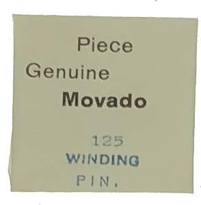 Movado Calibre 125 -  #410Winding Pinion - Image 1