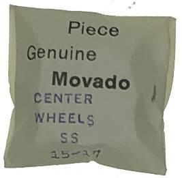 Movado Calibre 15-17 #201 Center Wheel - Image 1