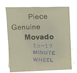 Movado Calibre 15/17  #260 Minute Wheel - Image 1