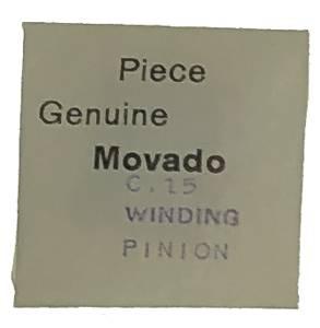 Movado Calibre 15/17  #410 Winding Pinion - Image 1