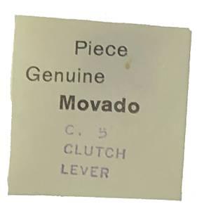 Movado Calibre 5   #435 Clutch Lever - Image 1