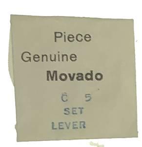 Movado Calibre 5   #443 Set Lever - Image 1
