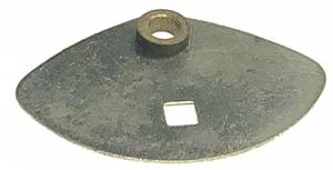 Westclox Regulator Dust Cover For Model 48D - Image 1