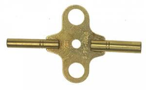 Carriage Clock Key  #6/00 - Image 1