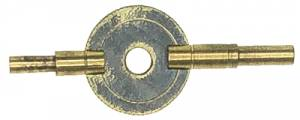 Carriage Clock Key  #0/#0000000 - Image 1