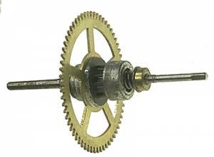 Westclox Baby Ben Center Wheel - Image 1