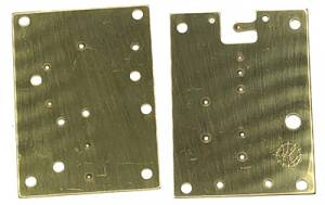 Kern 400-Day Movement Plate Set (M1/M2) - Image 1
