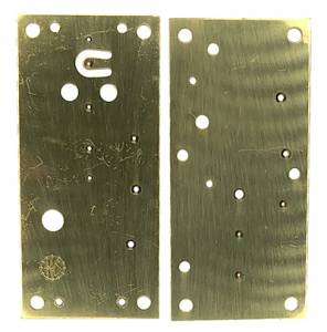 Kern 400-Day Movement Plate Set (Plate 1405A) - Image 1