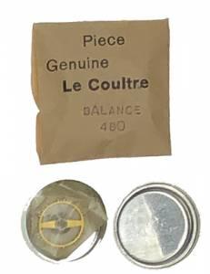 Jaeger-LeCoultre Balance Complete #480 - Image 1