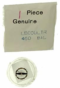Jaeger-LeCoultre Balance Complete #460, #490 - Image 1
