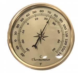 "PRIMEX-89 - 2-3/4"" Thermometer - Image 1"