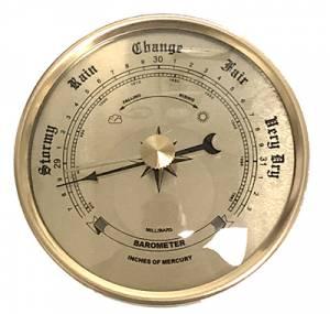 "PRIMEX - 2-3/4"" Barometer - Image 1"