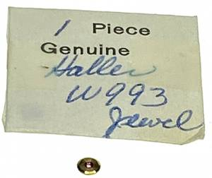 Siegfried Haller W-993 Jeweled Bearing - Image 1