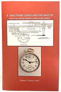 A Waltham Vanguard RR Watch by R. Porter - Image 1
