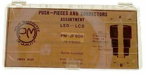 Pushers & Correctors 72-Piece Assortment for LED & LCD Watches - Image 1