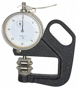 Continuous Roller Lever Type Dial Thickness Gauge - Image 1