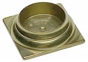 "11/16"" Brass Column Holder - Image 1"