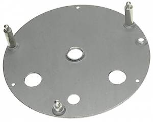 Hermle Blind Plate for 130-132 Movements - Image 1