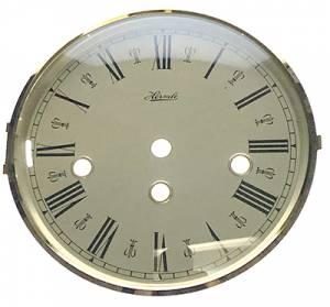 "Hermle 6-1/4"" Bezel, Dial & Glass Assembly - Image 1"