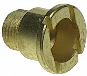 Hermle Brass Fixation Nut  M8 x 11mm Long - Image 1