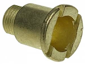 Hermle Brass Fixation Nut  M8 x 15mm Long - Image 1