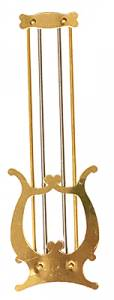 Hermle 4-Rod Lyre Grid Attachment - Image 1