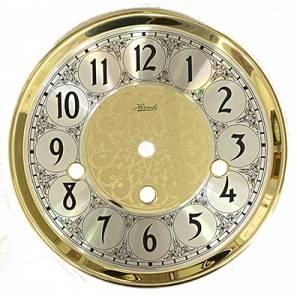 "Hermle 7-1/16"" Fancy Arabic Dial & Bezel Combination - Image 1"