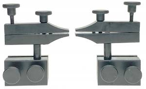 2-Piece Jaw Set for Drill Press Adapter - Image 1