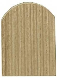 SCHWAB-14 - 20 X 25mm Unfinished Cuckoo Door - Image 1