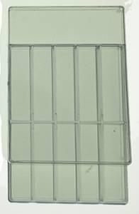 12-Compartment Storage Box - Image 1