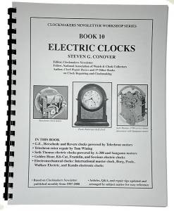 Electric Clocks-Book 10 by Steven Conover - Image 1