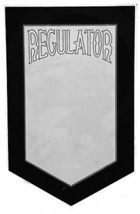 Hermle Regulator Glass - Image 1