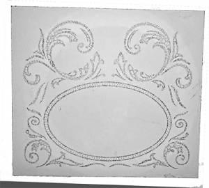 Hermle Steeple Bracket Clock Glass - Image 1