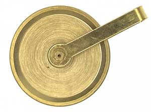 """1-3/4"""" All Brass Pulley - Image 1"""