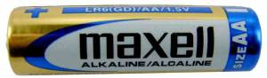 GROBET-50 - AAA Alkaline Batteries 4-Pack