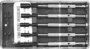 AF-79 - 5-Piece Nutdriver Set - Metric Sizes