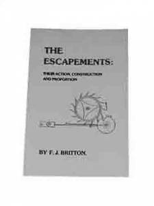 ARLING-87 - Escapements By F.J. Britton - Image 1