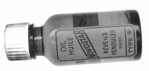 BERGEON-46 - Novostar Type H Clock Oil  30ML