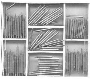 CAMBR-51 - Spring Bar  Stainless 100-Piece 8mm-19mm Assortment - Image 1
