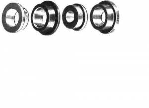 CAMBR-6 - Brass Winding Arbor Bushings 4-Pack - Image 1