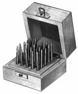 CAMBR-74 - Staking  25-Piece Punch Set - Image 1