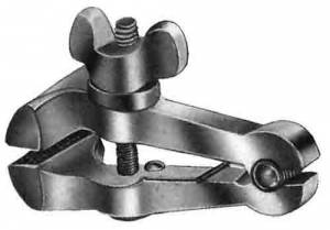 "CAMBR-81 - 4"" Hand Vise"