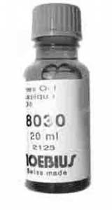 BJ-45 - Moebius #8030 Clock Oil 20ML