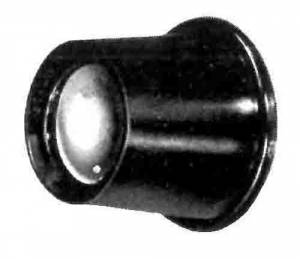 CAMBR-94 - 3-1/2X Plastic Eye Loupe