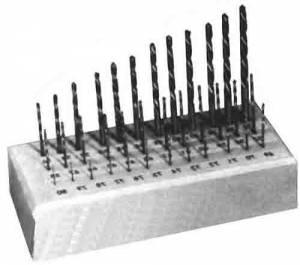 "GROBET66 - 36-Piece Premium Drill Set  .0135 - .113"" - Image 1"
