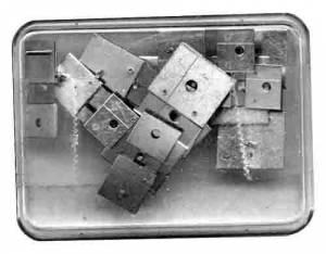HALLER-27 - Urgos 6-Piece Suspension Spring Assortment - Image 1