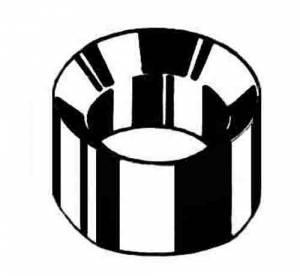 HERMLE-6 - Hermle 6-Piece Bronze 2nd Wheel Arbor Bushings - Image 1