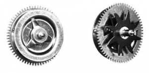HERR-32 - Hubert Herr 1-Day Cuckoo Strike Chain Wheel for KW-60