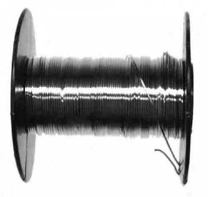 """MALIN-7 - Brass Spring Wire - 24 Gauge (.020"""") - Image 1"""