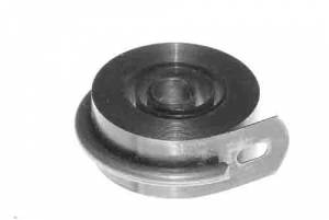 "MERRITT-20 - 1.0"" X .022"" X 136"" Sonora Chime Hole End Mainspring - Image 1"